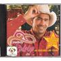 Cd Cowboy Rodrigo No Batidão Da Viola