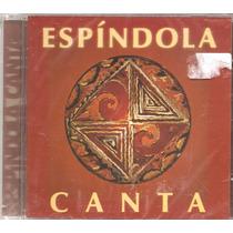 Cd Tete Espindola - Canta