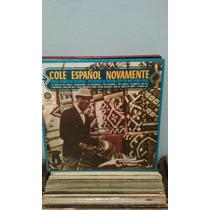 Lp Nat King Cole Español Novamente