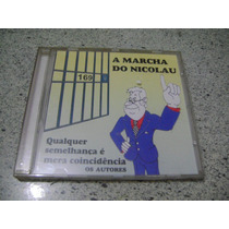 Cd - Claudio De Barros Marcha Do Nicolau Marchinha Carnaval