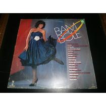 Lp Trilha Sonora Da Novela Bambolê, Disco Vinil, Ano 1987