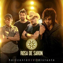 Dvd Rosa De Saron - Horizonte Vivo Distante (original)