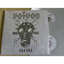 Voivod Infini 2lp Kreator Slayer Celtic Frost Metallica