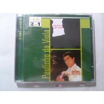 Cd Paulinho Da Viola 2 Lps Em 1 Cd (original) Frete R$ 8,00