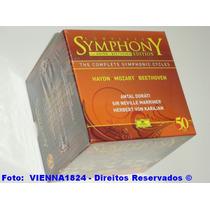 Sinfonias Haydn Mozart Beethoven / 50 Cd Deutsche Grammophon