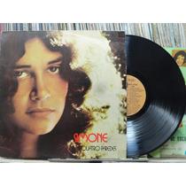 Simone Gotas Quatro Paredes Lp Emi Odeon 1974 Estéreo