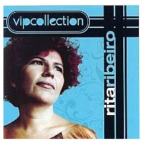 Cd Rita Ribeiro - Vipcollection (novo-lacrado)