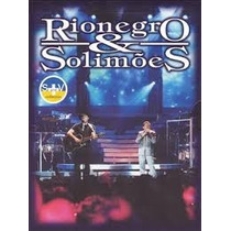 Rionegro & Solimões Dvd + 2 Cds Sound Vision