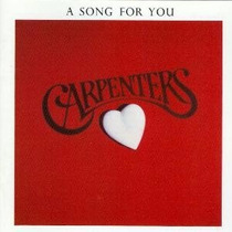 Lp Disco Vinil - Carpenters - A Song For You - 1972