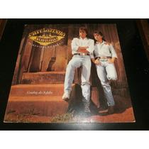 Lp Chitãozinho E Xororó - Cowboy Do Asfalto, Vinil De 1990