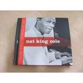 Nat King Cole 1 Coleç Folha Classicos Jazz Original