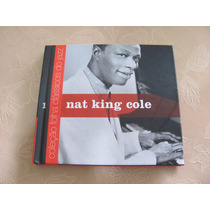 Nat King Cole 1 Coleç Folha Classicos Jazz Original