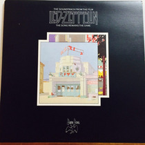 Led Zeppelin Song Remains T Same 1ª Prens Uk Textura+booklet