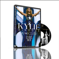 Dvd Kylie Minogue Aphrodite Les Folies Tour 2011