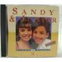 Cd: Sandy & Junior - Minha História