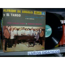 Lp Alfredo De Angelis Y El Tango 1976