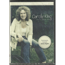 Dvd Carole King Live In London 1975 James Taylor Participa