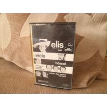 Fita K7 Cassete Show Elis Miele