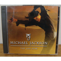 2cd Michael Jackson The Life Star Ao Vivo Bucarest Imp. 1992
