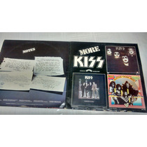 Lp Vinil Kiss Alive Duplo Made In Usa -1974