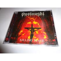 Cd Onslaught - Killing Peace