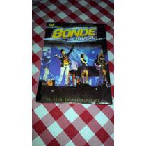 Dvd Bonde Do Brasil Ao Vivo Fortaleza + Frete Grátis