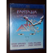 Blu Ray Asia Live In Tokyo Lacrado !!