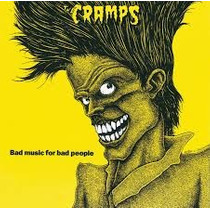 The Cramps Bad Music For Bad People(cd Novo Lacr E Imp Usa)