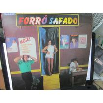 Genival Lacerda E Outros, Lp Forró Safado, Continental-1991