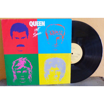 Lp Disco Vinil Queen Hot Space Emi 1982 Oferta