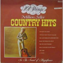 Lp Million Seller - Country Hits - 1983 - 101 Strings - 5022