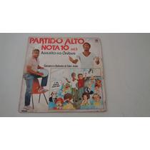 Lp Genaro E Bebeto Di São João-partido Alto Nota 10 Vol. 5