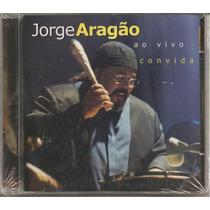 Jorge Aragão - Ao Vivo - Convida - Novo - Lacrado! + Barato