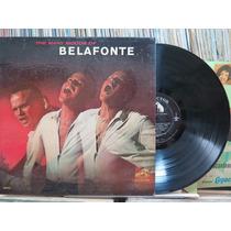 Harry Belafonte The Many Moods Of Lp Rca Importado Usa