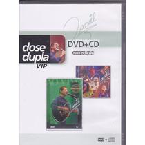 Dvd + Cd Daniel - Dose Dupla - Original (( Novo E Lacrado ))