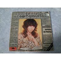 Compacto Vinil - Julia Graciela - Anuncio De Jornal