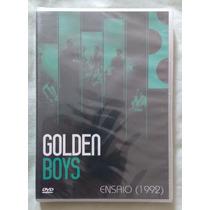 Dvd Golden Boys Ensaio Tv Cultura 1992 - Frete Grátis