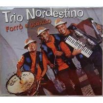 Cd Single Trio Nordestino 2001 Frete Gratis