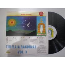 Lp - Tim Maia / Racional - Volume 3 - Edição Numerada