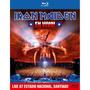 Iron Maiden - En Vivo! [blu-ray] Eua - Frete Gratis Brasil