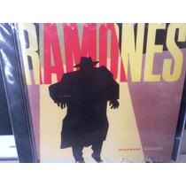 Ramones, Cd Pleasant Dreams, Warner 1981 Novo