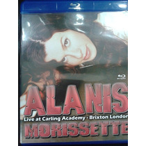Blu-ray - Alanis Morissete - Live At Carling Academy - Brixt