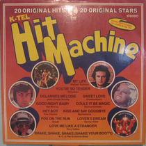 K-tel - Apresenta Hit Machine - 1976