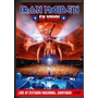 Dvd Duplo Iron Maiden-- En Vivo! (lacrado)