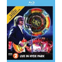 Jeff Lynne (elo) - Live In Hyde Park - Blu Ray Importado, La