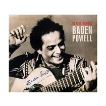 Cd Baden Powell - Os Afro - Sambas ( Digipack Est. De Novo )
