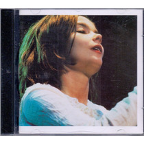 Cd Björk - Debut Live - Novo***