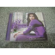 Cd - Celia Sakamoto O Valor Da Conquista