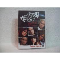 Dvd Original Rbd- The Best Of Rbd