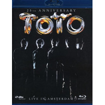 Toto-25th Anniversary Live In Amsterdam Blu-ray Import